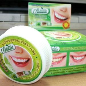 Kokos tandpasta fluorvrij